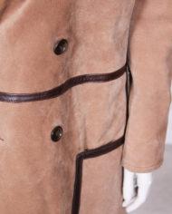 Bruine lammy coat