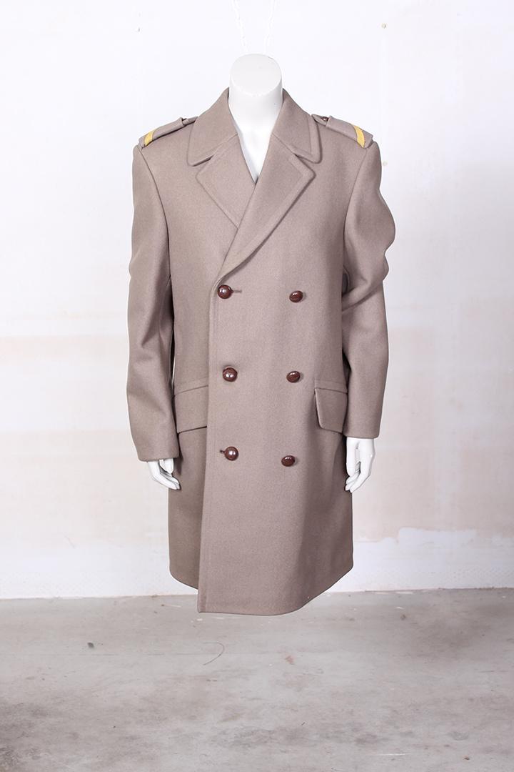 1978 vintage wollen trenchcoat