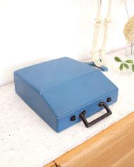 Messa 3000 blauwe typemachine