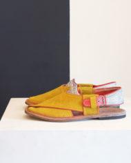 Afgaanse-geel-suede-heren-sandalen-2