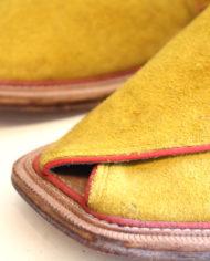 Afgaanse-geel-suede-heren-sandalen-4