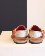Afgaanse-geel-suede-heren-sandalen-5