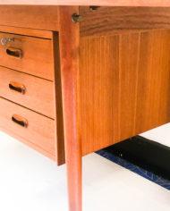 Arne-Vodder-vintage-bureau-teak-inklapbaar-Deens-design-jaren-60-3