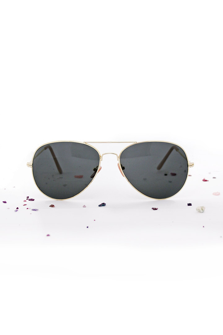 Aviator pilotenbril zonnebril
