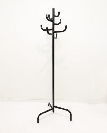 Cactus kapstok van zwart metaal Rutger Anderson x Ikea jaren 70