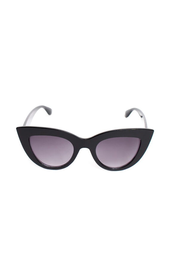 Klassieke cateye zonnebril