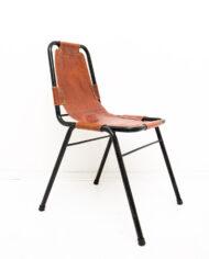 "Set ""Les Arcs"" stoelen Charlotte Perriand jaren 60"