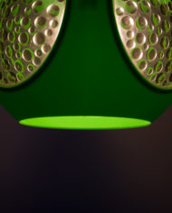 Colani lamp Space Age groen
