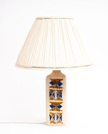Deense tafellamp keramiek Michael Andersen & Son