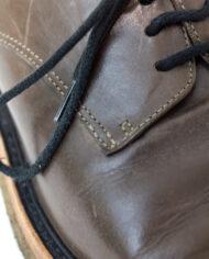 Dries van Noten bruine veterschoenen met originele doos – maat 36