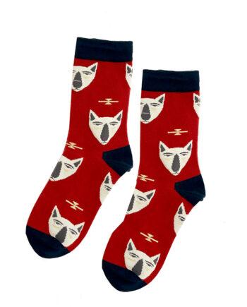 Egyptische Spynx kat sokken