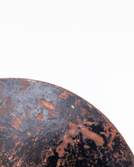 Emaille schaaltje met Japans tafereel