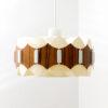Erco Leuchten Duitse vintage hanglamp