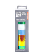 Fluoriserend tape Kikkerland – set met 6 kleuren