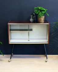 Frans-jaren-50-verrijdbaar-barkastje-vitrinekastje-3