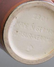 Glasur-Keramik-bruine-bloempot-2