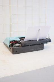 Gracia De Luxe vintage typemachine