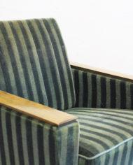Groene-Deense-velvet-fauteuil-vintage-sixties-rookstoel-6