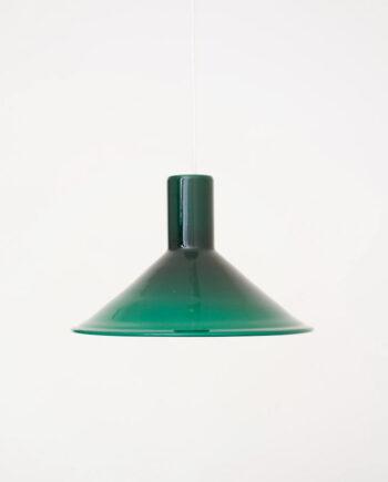 Holmegaard P&T Pendel vintage glazen lampenkap