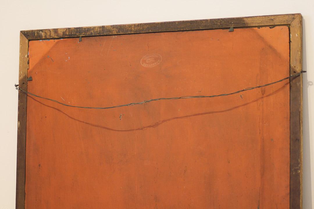 Vintage Spiegel Goud : Grote vintage spiegel goud froufrou s