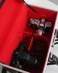 Grote-zwarte-leren-vintage-camerakoffer-6
