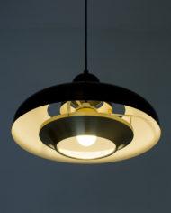 Herda vintage hanglamp brons