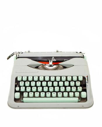 Hermes Baby typemachine mintgroen