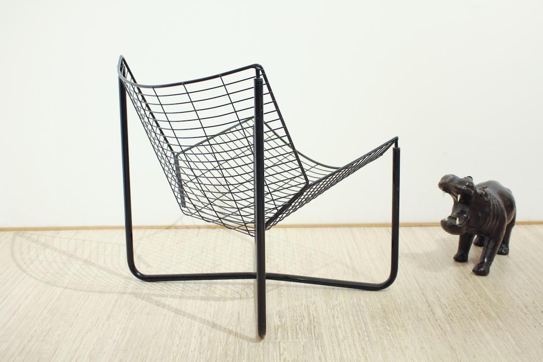 Ikea jarpen draadstoel vintage niels gammelgaard froufrou s