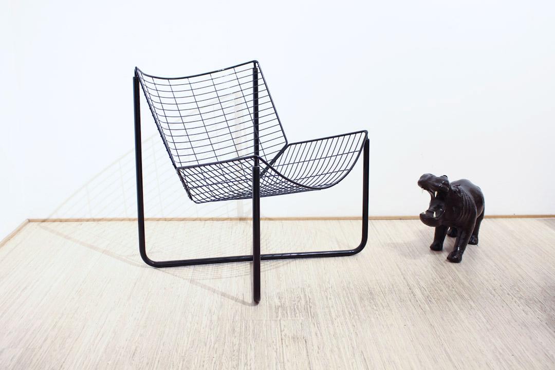 Ikea Jarpen draadstoel vintage Niels Gammelgaard
