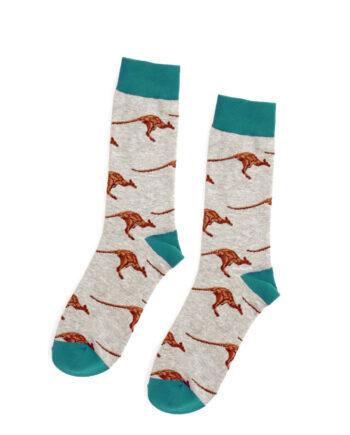Kangoeroe sokken