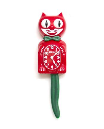 Kit-Cat Christmas Gift Limited Edition klok vooraanzicht