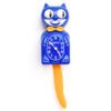 Kit-Cat Gold & Blue klok BC-32G