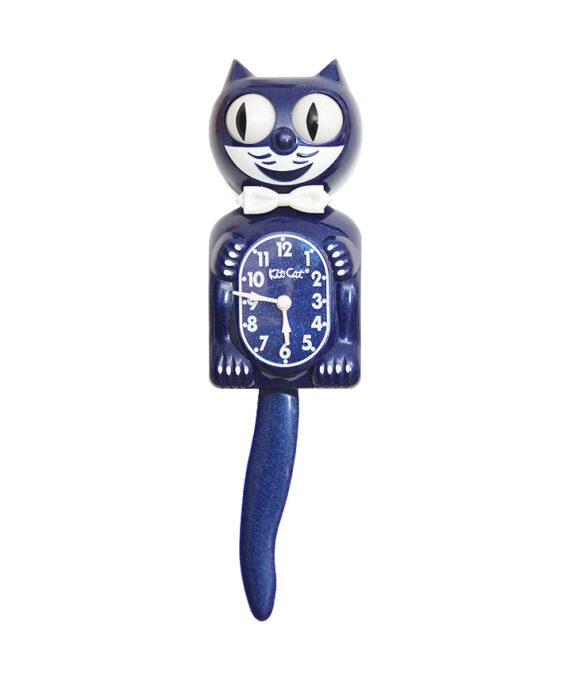 Kit-Cat Klock Galaxy Blue