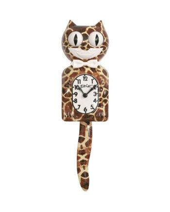 Kit-Cat Klock Giraffe klok
