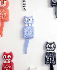 Kit Cat Klock Serenity Blue