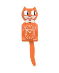 Kit Cat Clock Pumpkin Delight