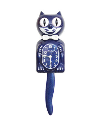 Kit-Cat Klock Galaxy Blue