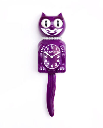 Kit-Cat Lady Klok Boysenberry