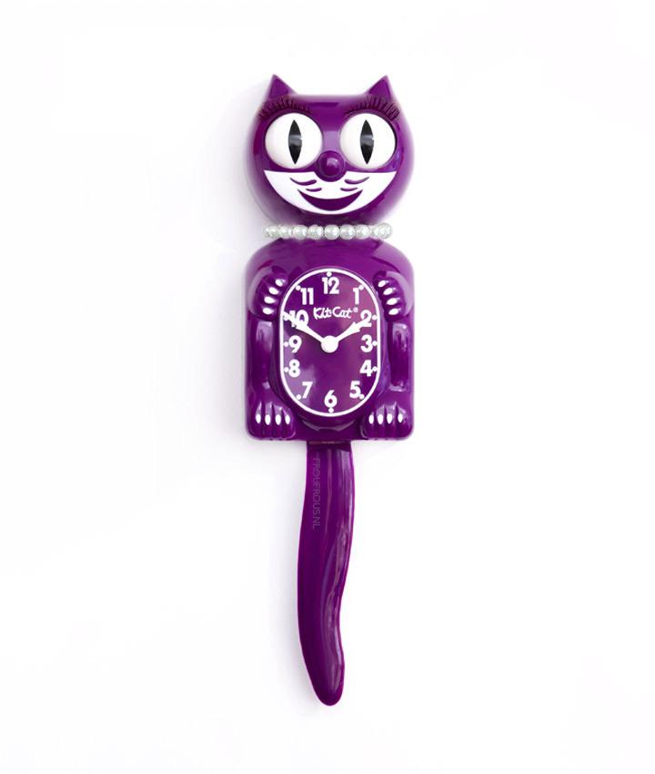 Kit-Cat Lady Klok Boysenberry
