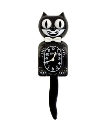 Kit-Cat klok original classic black