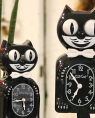 Kit-Cat versus Kitty-Cat