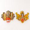 Klein Sri Lankaanse Garuda masker