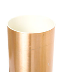 Koperkleurige Fuga tafellamp 'Solo' D-2069 Raak