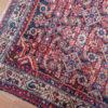 Loper tapijt vintage met fijn patroon 390x90 cm