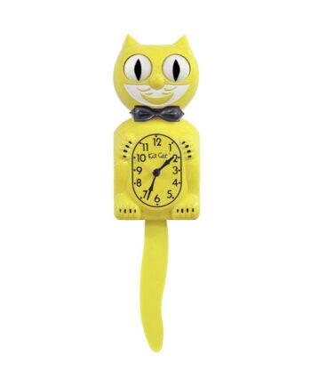 Kit-Cat Klock Majestic Yellow
