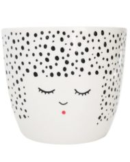 Mikamodo-bloempot-gezicht-stippen-face-planter-flowerpot-3