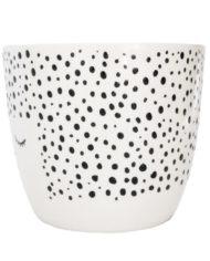 Mikamodo-bloempot-gezicht-stippen-face-planter-flowerpot-4
