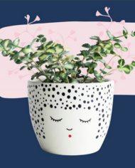 Mikamodo-bloempot-gezicht-stippen-face-planter-flowerpot-5