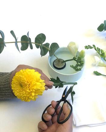Mini ikebana set Kikkerland