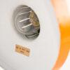 Oranje Fase Madrid bureaulamp jaren 70